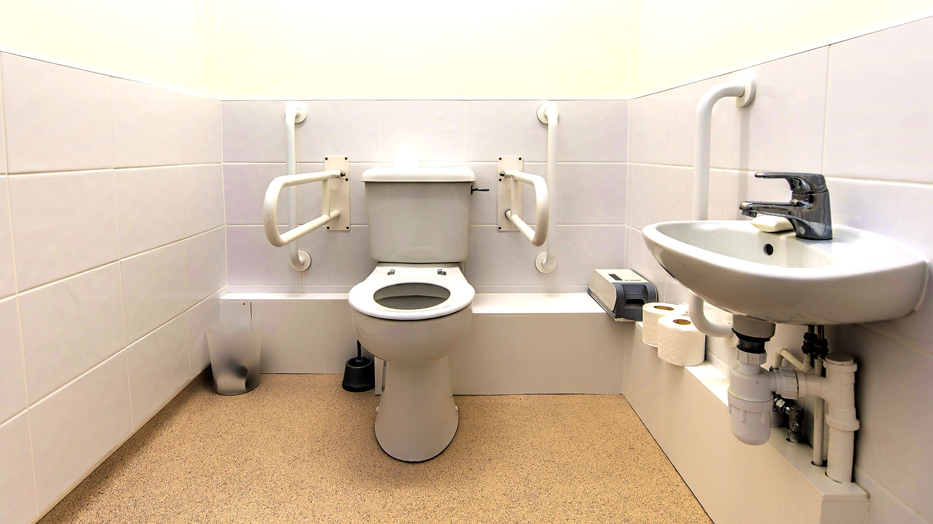 Toilet Refurbishment